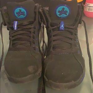 Size 8 Jordan's